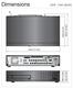 Samsung SRD-1673D 16ch DVR size