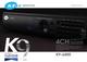 KTNC K9-A400 4 channel 960H DVR 120fps Real-time