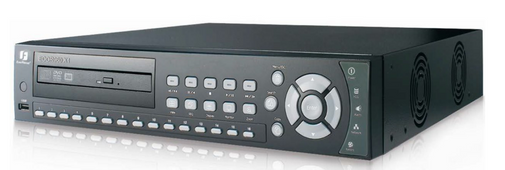 Everfocus ECOR960-16X1 16ch Linux DVR Front Right