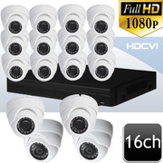 Dahua OEM HD CCTV 16ch 1080P Security Camera System ODS1
