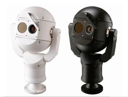 Bosch MIC-612 CCTV Thermal Infrared IR dual sensor PTZ Camera