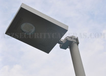 A2Z ISL Solar LED Light for parking lots, streets, open areas