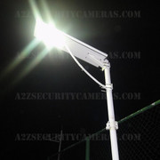 A2Z ISL Solar LED Street Light
