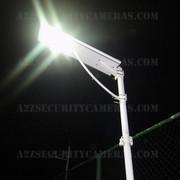 A2Z ISL Solar LED Street Light