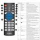 Bosch DIVAR AN 5000 IR Remote Control