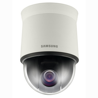 Samsung SNP-6320 2 MegaPixel 1080P HD IP PTZ Camera 32x WDR  Auto Tracking
