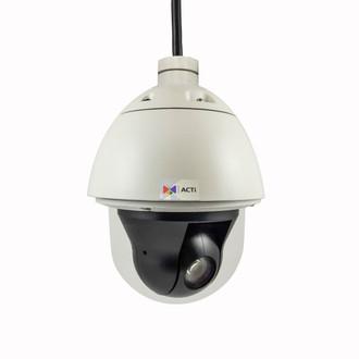ACTi I96 PTZ Camera Clear Dome