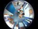 Fisheye Megapixel 360 Degree Source Image