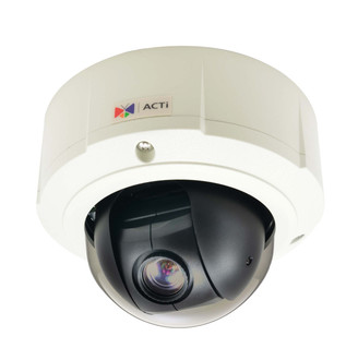 ACTI B97 3 Megapixel WDR Mini PTZ IP Camera IP67