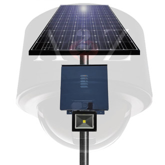 A2Z Solar Power LED Flood Light System SLS-SF