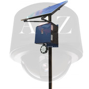 A2Z Solar Power LED Spot Light System SLS-SS