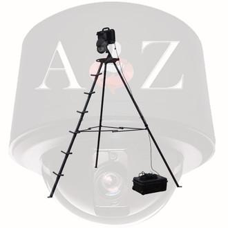 A2Z RWC Portable Tripod Remote Wireless 4G IR PTZ Camera System
