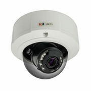 ACTi Q81 IR Vandal Dome IP Camera People Counting