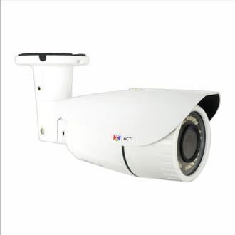 ACTi A42 H.265 IR Bullet IP Camera 5MP P-Iris