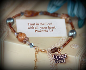 IN-355 Trust God Bracelet-2