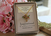IN-404 Hummingbird Garden Necklace