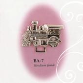 BA-7 Train Paci Holder