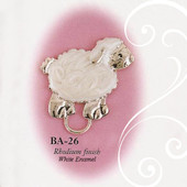 BA-26 Lamb Paci Holder