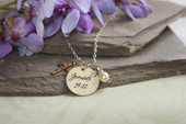 IN-501 Jeremiah 29:11 Necklace Perfect for the Graduate