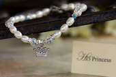 """IN-269 His Princess bracelet 7"""""""