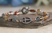 IN-331 Cross bracelet