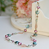 IS-646  The Perfect Classic Always Spring Necklace