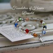 IN-251  Foundation of Heaven Bracelet