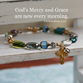 IN-168  God's Mercy and Grace Bracelet