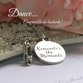 ST-2  Remember the Moments Necklace for Dance