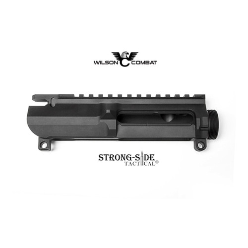 Wilson Stripped Upper Receiver Armor Tuff - Anodized Shown - (NOT Anodized)