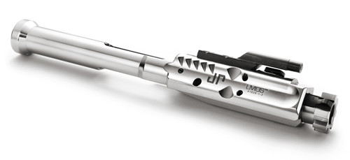 Low Mass Bolt Carrier Group with Polished Finish