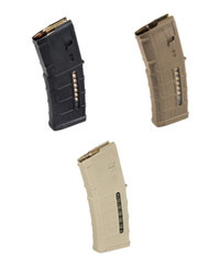 Magpul 30 Round M3 Windowed PMAGs (2 Pack)