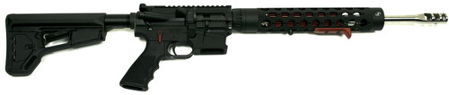"""JP GMR-15 16"""" 9mm Rifle (Red Components)"""