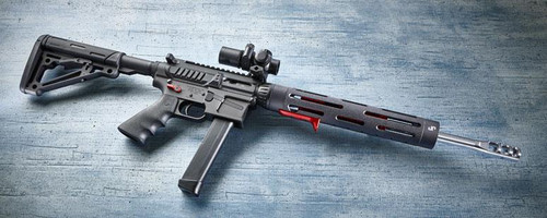 JP GMR-15 Carbine (9mm)  - This is not the exact rifle for sale!