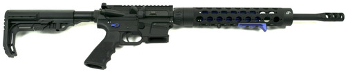 """JP GMR-15 16"""" 9mm Rifle (Blue Components)"""