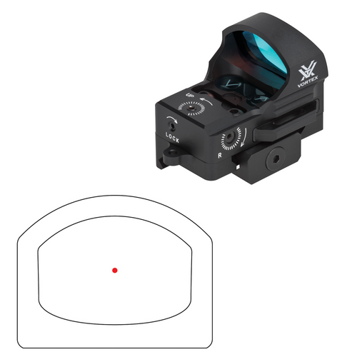Vortex Optics Razor Red Dot (3 MOA)