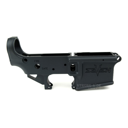 V SEVEN Stripped Forged Lower Receiver