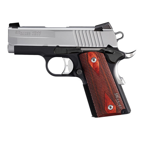 Sig Sauer Ultra Compact 9mm 1911 Ultra-Compact