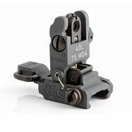 A.R.M.S., Inc #40L Backup Rear Sight (BLK)