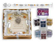 Dream Believe Achieve Expression Boxed Bracelet