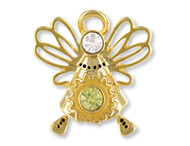 Angel of Sunshine Pin