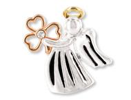 Irish Angel Pin