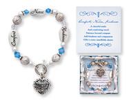 Comfort Nurse Kindness Expression Boxed Bracelet