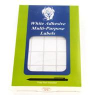 Multi Purpose Labels 3/4 inch x 1 inch : 1000