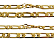 Italian Link Chain : Gold Plated