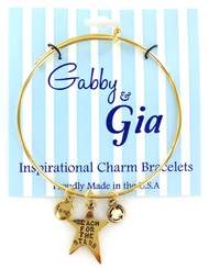 Gabby & Gia Bracelets - Reach for the Stars