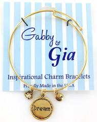 Gabby & Gia Bracelets - Dream