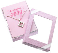 Breast Cancer Awareness Expressions Necklace