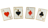 Aces Pins