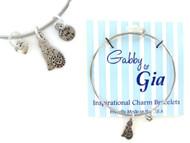 Gabby & Gia Bracelet - Classy Kitty